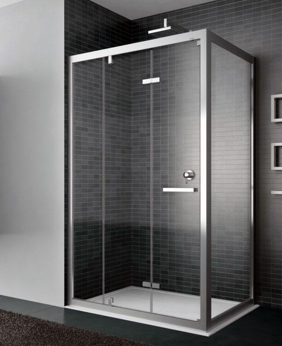 Box doccia in cristallo casa e arredo for Cabine doccia prezzi